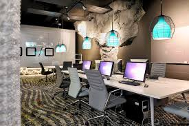 google office switzerland. Google EMEA Engineering Hub Zurich - Switzerland Camenzind Evolution Office O