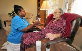 Hospice Aide Honored For Personal Care The Lawton Constitution