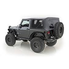 smittybilt soft top black diamond with tinted windows 2 door jeep wrangler jk 2010