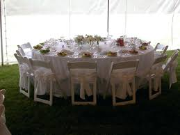 6 foot round tables seat how many designs tablecloth dimensions