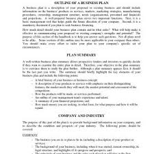 Sample Business Plan Template Save Business Proposal Templates ...