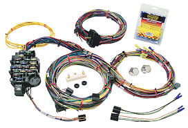painless performance 1969 72 riviera wiring harness, muscle car gm Chevelle Cowl Induction Hood at 1969 Chevelle Cowl Induction Wiring Diagram