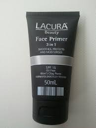review lacura face primer 3 in 1 makeupreview makeup lacura aldi aldibeauty cosmetics beauty makeup bger