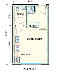 Small One Bedroom Apartment Floor Plans One Bedroom Apartment Floor Plans Studio Apartment Floor Plan