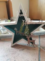 Christinas Stempelwelt Weihnachtsstern