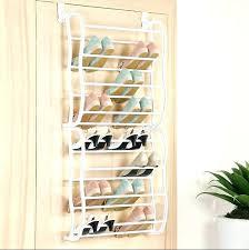 shoe hanger door shoe organizer for small closet