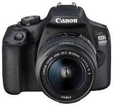 Фотоаппарат Canon EOS 2000D Kit — купить по выгодной цене ...