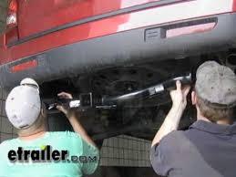 trailer hitch installation 2008 mazda tribute etrailer com trailer hitch installation 2008 mazda tribute etrailer com