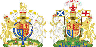 list of british monarchs  royal arms