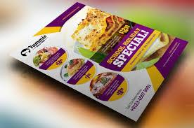 Flyer Design Food 32 Stunning Food Flyer Designs Word Psd Ai Eps Vector