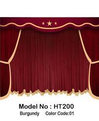 theater studio curtain ht200