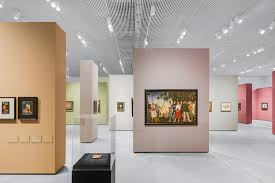 Museum Lights For Paintings The Art Of Lighting Art Archdaily