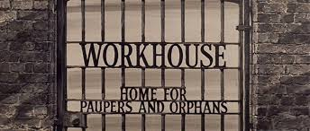 Image result for workhouse