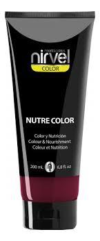 <b>Гель</b>-<b>маска</b> для окрашивания волос <b>Nutre</b> Color 200мл <b>Nirvel</b> ...