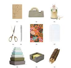 SCOUT blog : Jenn Elliott Blake | Currently Coveting : Office Tools.