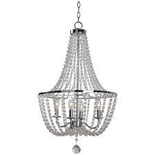 kenroy home celeste chrome four light candelabra chandelier