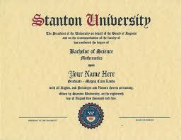 degree certificate templates information about some degree granting institutions not accredited