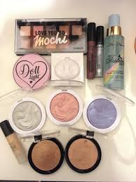 Doll Beauty Doll Light Highlighter Like A Diamond 12g March Review A Month In Makeup Makeupcloudblog