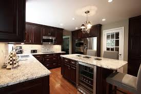 dark wood kitchen cabinets. Contemporary Dark Dark Wood Kitchen Bmsaccrington Com Pertaining To Remodel 2 Intended Cabinets D