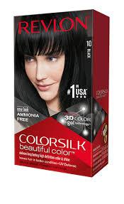 Revlon Professional Hair Colour Chart Revlon Colorsilk Beautiful Color Permanent Hair Color