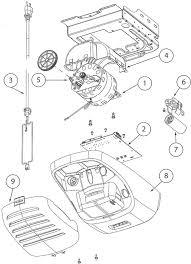 powerlift garage door opener parts wageuzi