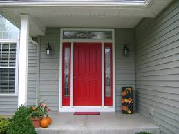 Front entry door types - options to make your entry unique