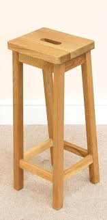solid wood bar stools uk oak for breakfast within wooden decor stool beige fabric inspirations 3 solid cherry wood bar stools