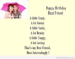 Friend Birthday Quotes Simple Happy Birthday Best Friend Saying Photo