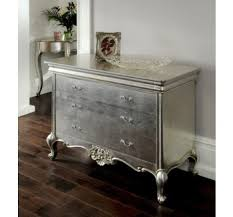 silver painted furniture. beautiful painted a matt finish waterbased paint with virtually no odour the can be  used directly onto wood bare or painted brick stone plaster any suitably  in silver painted furniture