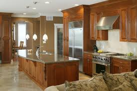Painting Inside Kitchen Cabinets Awesome Common Kitchen Cabinet Painting Questions HomeAdvisor