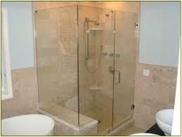 Glass Enclosed Showers winsome aqua glass showers 113 aqua glass shower door gasket glass 1484 by xevi.us