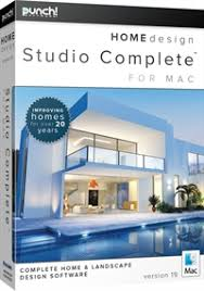 Small Picture Punch Home Design Studio Complete for Mac v19 Punch Software