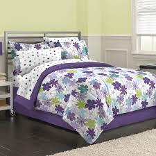 light purple ruffle comforter sets on fullqueen