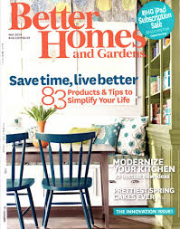Small Picture 58 best Better Homes and Gardens Magazine Covers images on