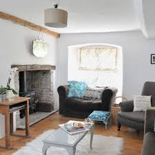 cottage living rooms. Original Living Room Features | Modern Country Cottage House Tour PHOTO GALLERY Style Rooms