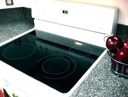 ed glass stove top glass top stove glass top electric stove glass top stove burner not