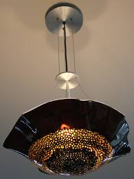 one of a kind light created for client stunning sienna with murrine chandelier