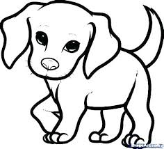 Amazing Dog Coloring Pages Online And Doggy Coloring Page Printable
