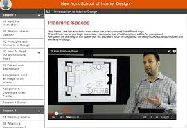 accredited online interior design courses.  Accredited The Program Has Been Designed Editor At Large U003e NYSID Offers First Online  Interior Design Course With Accredited Online Interior Design Courses E