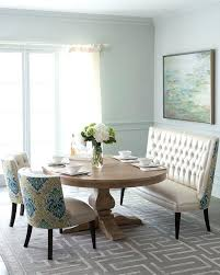 dining room settees living room excellent settee for dining table curved settee for round dining table