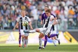 Juventus Women, Pedersen decide la sfida scudetto con la Fiorentina - ITA  Sport Press