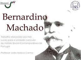 Resultado de imagem para Bernardino Machado Guimarães