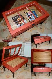 Display window coffee table oh glory vintage clothing shabby window coffee  table oh glory vintage clothing