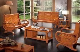 wood furniture design sofa set. contemporary living room design ideas with cool wooden sofa set on black floor wood furniture g