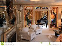 Music Living Room Living Room At Elvis Presleys Graceland Editorial Photo Image