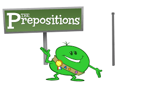 Image result for prepositions
