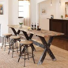 Dining Room Long Slim Kitchen Tables Kitchen Tables Design