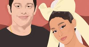 Tattoos Unlock The Mystery Of Ariana Grande Pete Davidsons Relationship
