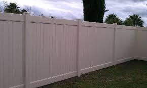 Image Colors 6 Tan Privacy Vinyl Fencing Pinterest San Diego Vinyl Fence Contractor Reliabuilt Fence vinyl Fence