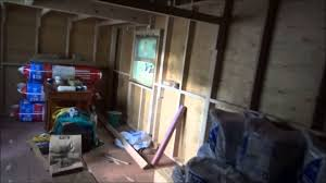 Insulating Tiny Home Kitchen And Bathroom YouTube - Insulating a bathroom